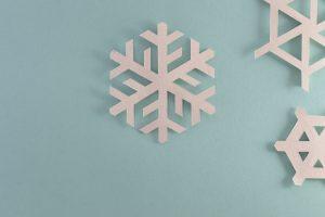 Paper Snowflake in Saskatchewan