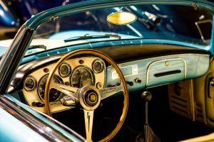 Old School Car in Regina