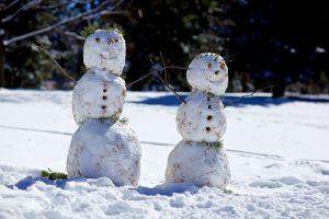 Saskatchewan Snowmen