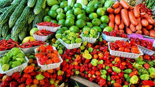 Regina Farmers Market Veggies