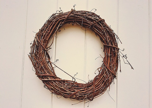 A Year Round Festive Wreath