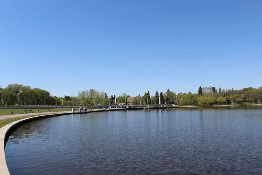 Wascana Lake Regina